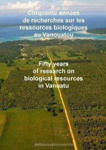 Cinquante Années de Recherches sur les Ressources Biologiques au Vanouatou dans Bibliographie couverture_cinquante-annees-de-recherches-sur-les-ressources-biologiques-au-vanouatou-copy-212x300